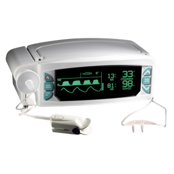 Medical Equipment Repair - CO2 Monitor