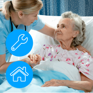 Hospital Bed On-Site Repair
